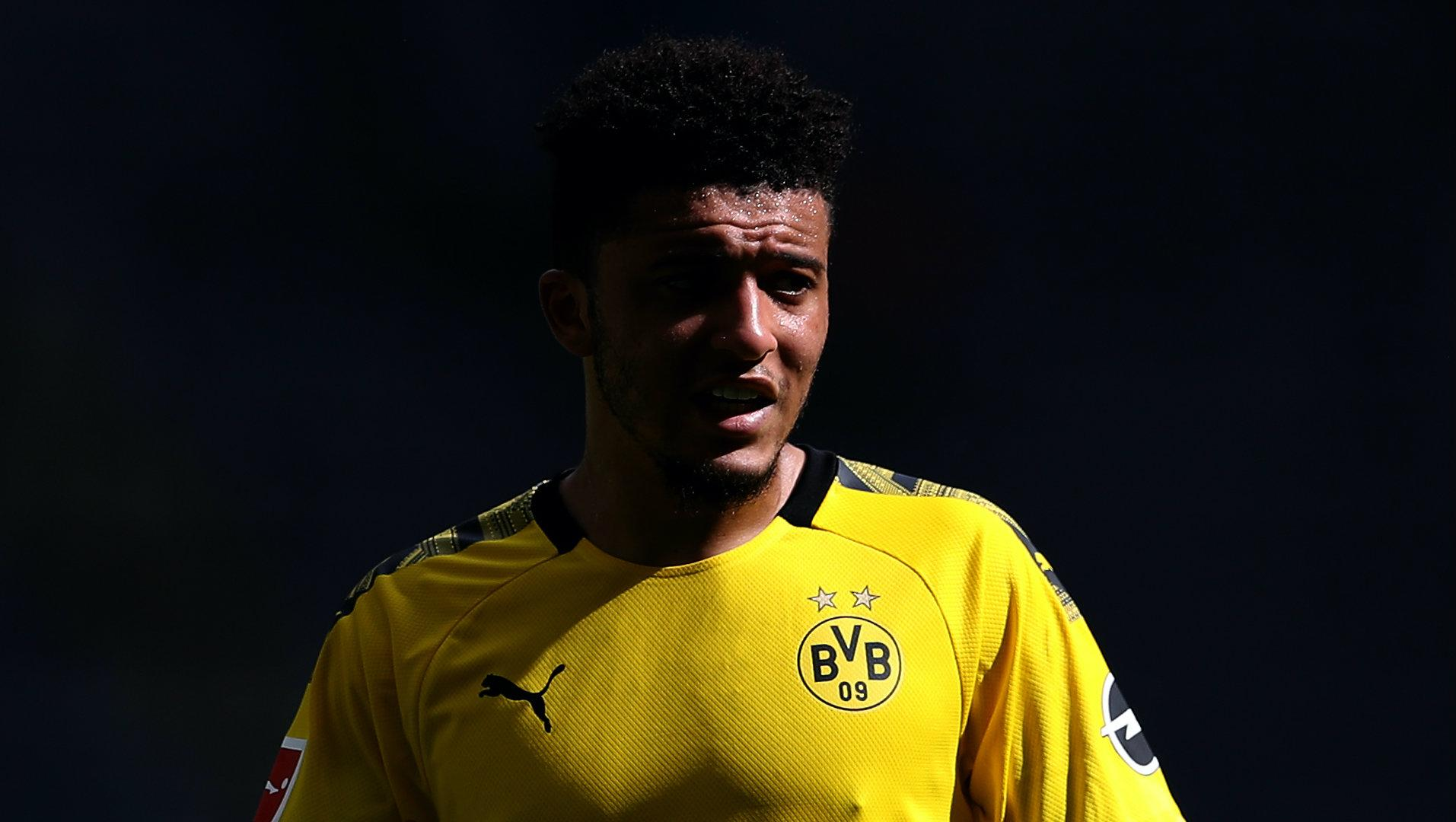 Man Utd prepared to walk away from Sancho transfer with clubs apart on valuation