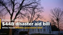 White House requests $44 billion disaster aid bill