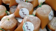 6 teh tarik delivery in S'pore for a touch of creamy milky goodness