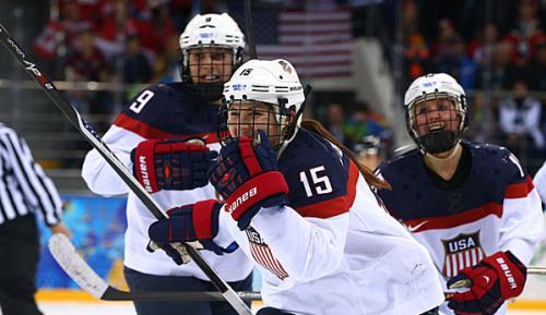 Eishockey: Top-Spielerinnen der USA drohen mit WM-Boykott
