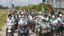 Ethnic identifiers in Myanmar election app criticized