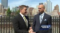 1-on-1 with Penn State football coach James Franklin