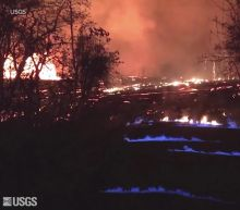 Hawaii Evacuation Helicopters on Standby as Third Lava Flow Reaches the Ocean