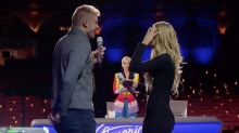 Katy Perry hilariously ugly-cries during surprise 'American Idol' marriage proposal: 'Why won't someone love me like that?'