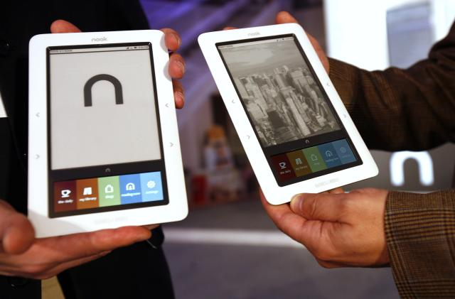 Barnes & Noble's new Nook tablet will be revealed soon
