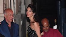 Amal Clooney has totally changed since giving birth — and her dress is proof