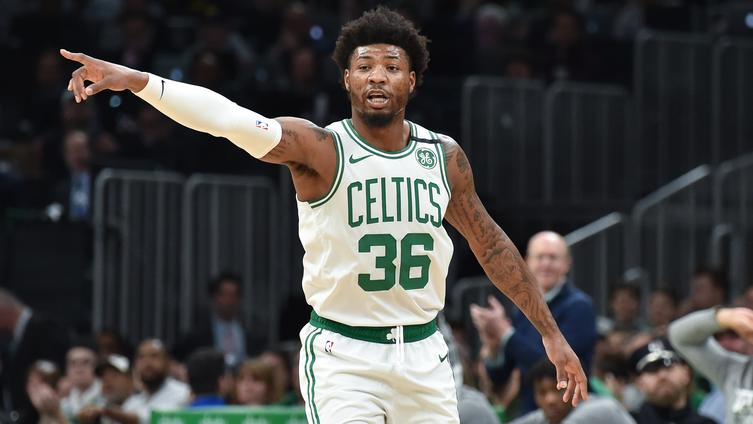 Why Marcus Smart deserved to be a Defensive Player of the Year finalist