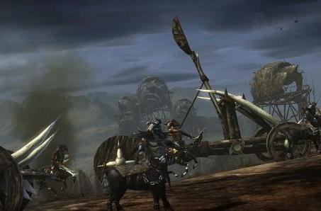 Teasing an interview with Guild Wars 2 on PvP