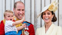 """Prince William says becoming a dad was """"one of the scariest"""" moments of his life"""
