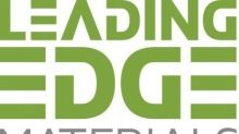 Leading Edge Materials Closes Private Placement Financing
