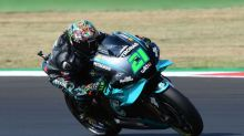 """Morbidelli estrena en la """"pole"""" mientras Yamaha se impone en Barcelona"""