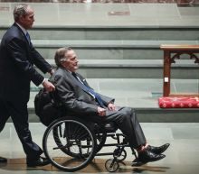George H.W. Bush Hospitalized For Low Blood Pressure and Fatigue in Maine