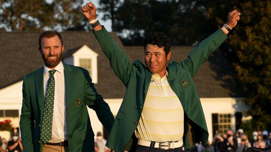 Matsuyama makes history with 2021 Masters win