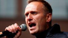 Kremlin using intimidation to discourage Navalny's return, says ally