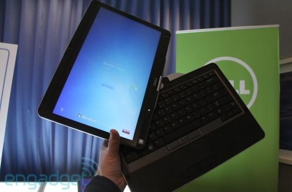 Dell Latitude XT3 convertible tablet, hands-on (video)