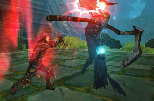 Allods Online will replace harsh death penalty with Patch 1.1