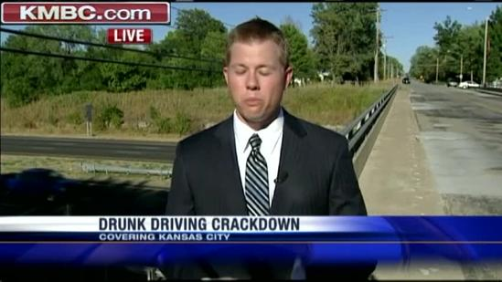 Program adds human faces to DUI checkpoints