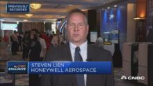 Honeywell president: Continue to have a good relationship with Boeing