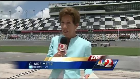 Daytona International Speedway announces $400M overhaul