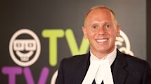 Judge Rinder challenges Alan Carr to weight loss contest
