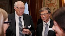 The story of how Bill Gates's dad saved Starbucks