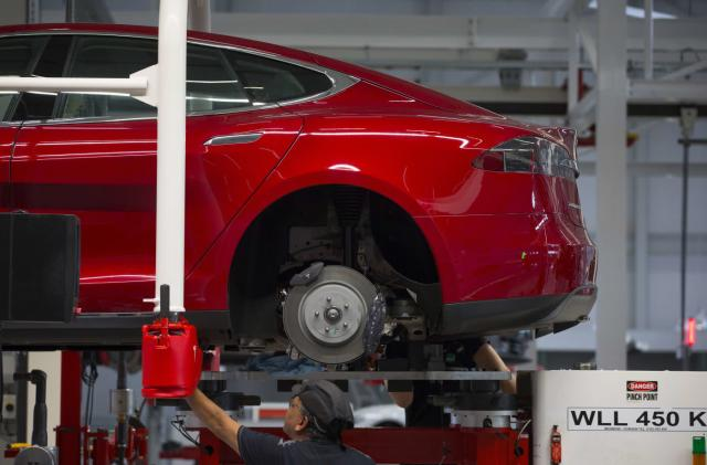 Those early Teslas might not be too reliable