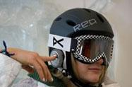 Burton and Motorola intro Audex helmet