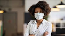 Rumours Are Swirling That You Might Need to Wear a Face Mask at Work