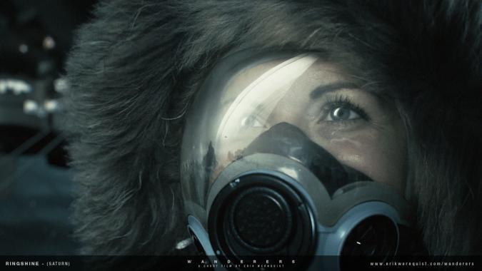 Wanderers - Scifi-Kurzfilm zum fünf Mal anschauen