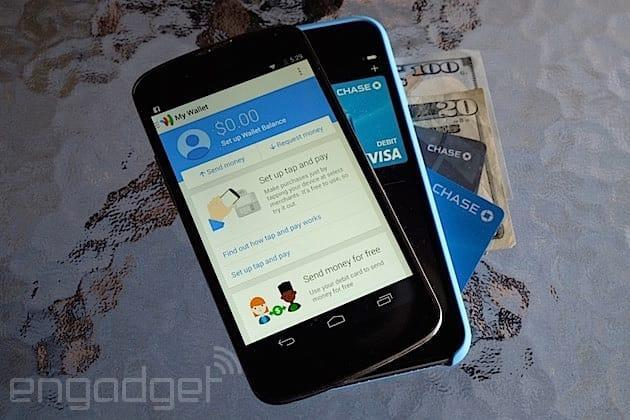 Google Wallet to come pre-installed on phones for major carriers