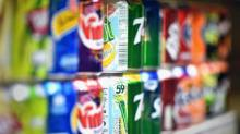 Bottled water sales outstrip cola for the first time