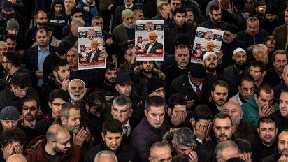What we know: 21 suspects in Khashoggi murder