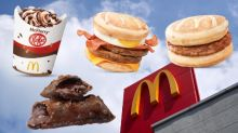 Singapore faves McGriddles, chocolate pies return to the golden arches