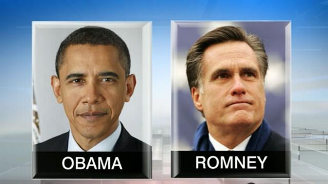 Romney, Obama Escalate Fight for America's Vote