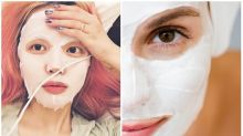 就是因為這6點!韓國星級美容師:敷面膜時「千萬別做」的6 件事