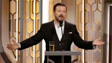Golden Globes host Ricky Gervais: 'You can tell a joke about race without being racist'