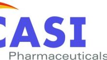 CASI Pharmaceuticals Reports Third Quarter 2017 Financial Results