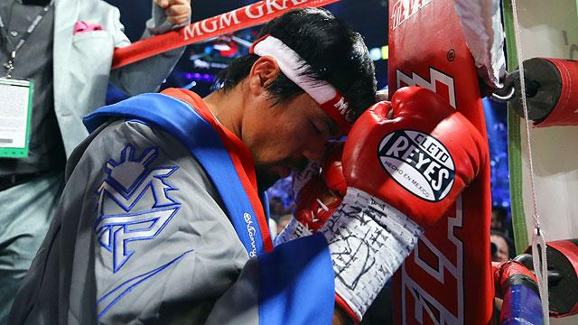 Will Manny Pacquiao ever fight in the U.S. again?
