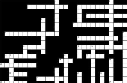 WoW Crossword 08/31/08