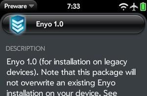 webOS Enyo 1.0 now available to all, just requires patch and patience