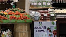 80 Acres Farms launches pilot with Kroger