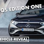 2022 Mercedes-Benz EQS Edition One revealed