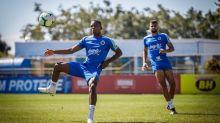 Cacá recusa ofertas e projeta ficar muito tempo no Cruzeiro