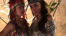 Kareena Kapoor Khan goes boho-chic at Amrita Arora's 40th birthday party in Goa, view PHOTOS