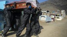 Coronavirus deaths in Latin America hit global high