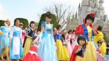 Couple hunt for a nanny willing to dress like a different Disney princess each month