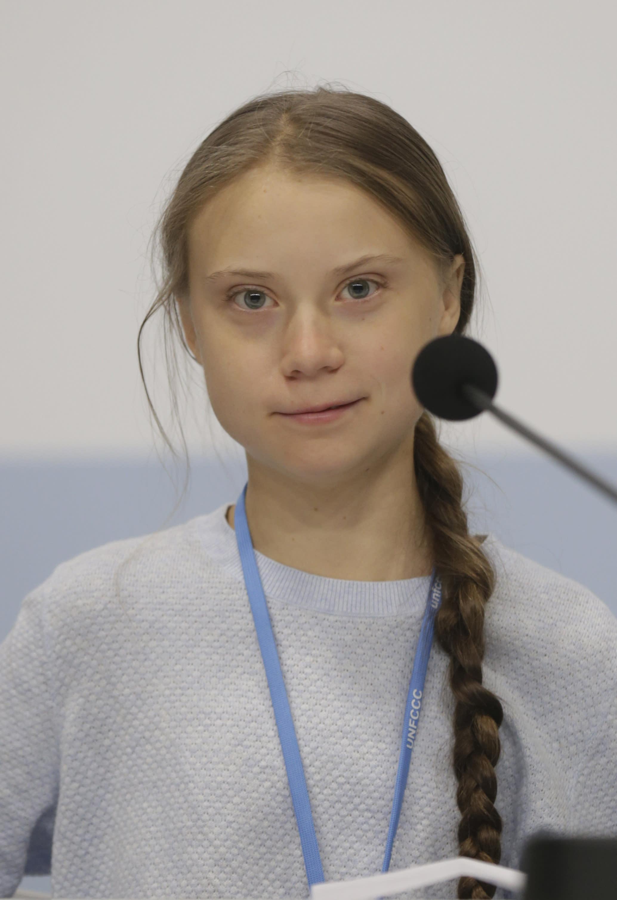 Greta Thunberh