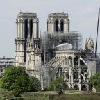 Walt Disney and Badoo join companies pledging money to rebuild Notre-Dame
