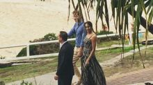 'We Love You!' Aussies Greet Relaxed, Hand-Holding Royals at Bondi Beach