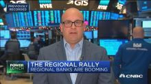 As regional bank stocks rally, analyst voices concerns